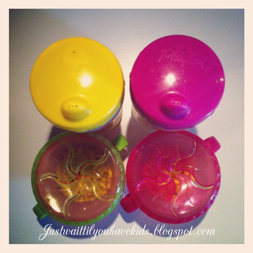 10-07-12 Sippy & Snack Cups