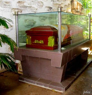 remains of gregorio aglipay, aglipayan church