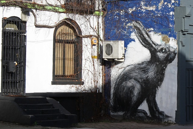 Roa&#39;s Hare