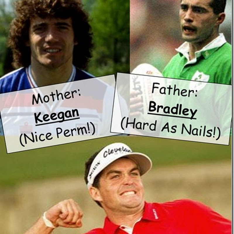 First Keegan Bradley Sex Scandal As Parents Revealed