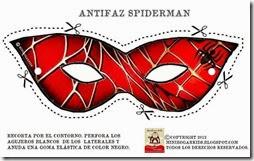 ANTIFAZ SPIDERMAN 1