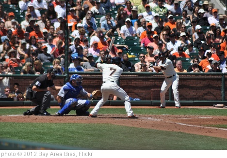 'Gregor Blanco' photo (c) 2012, Bay Area Bias - license: http://creativecommons.org/licenses/by-nd/2.0/