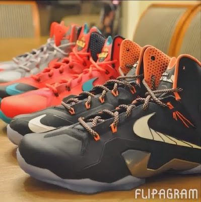 nike lebron 11 ps upcoming colorways 4 05 This Special Nike LeBron 11 Elite Drops on May 9th for $275