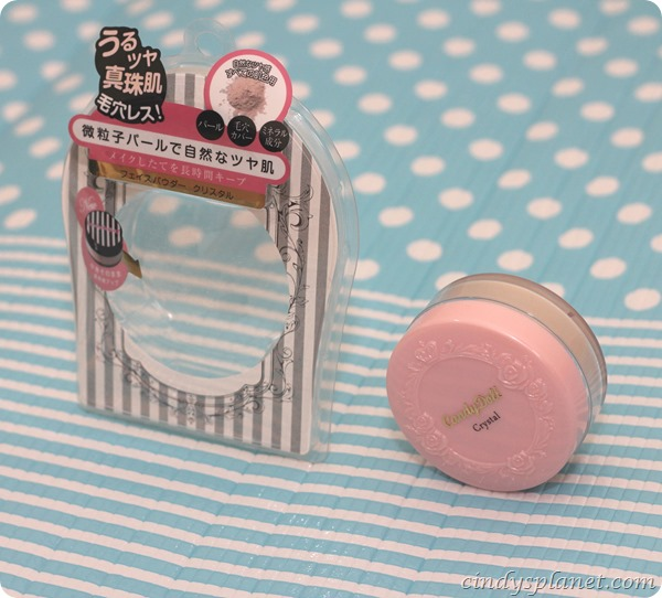 Candydoll face powder review6