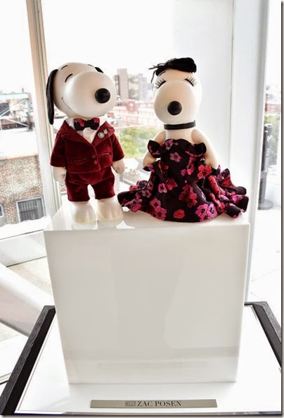 Peanuts X Metlife - Snoopy and Belle in Fashion Exhibition Presentation (Source - Slaven Vlasic - Getty Images North America) 17