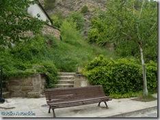 Comienzo de la ruta al Castellón - Sangüesa