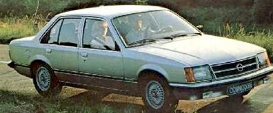 Opel Commodore 1977