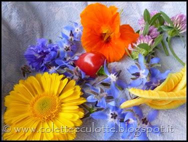 Fiori in tavola (1)