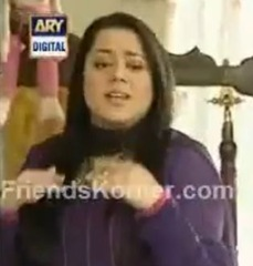 Najia baig hot dance