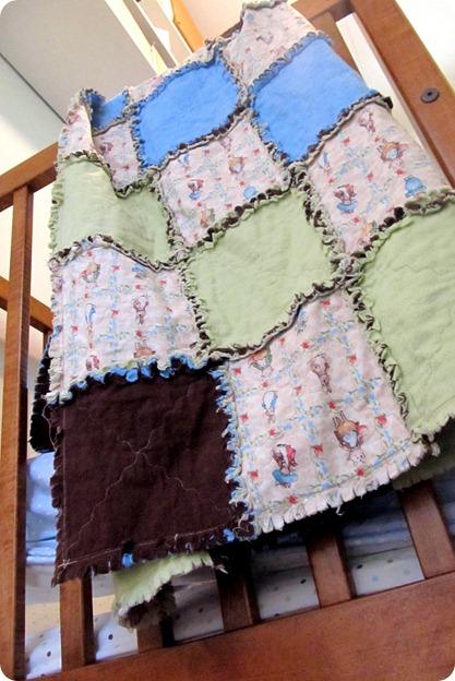 Nolan's Baby Blanket