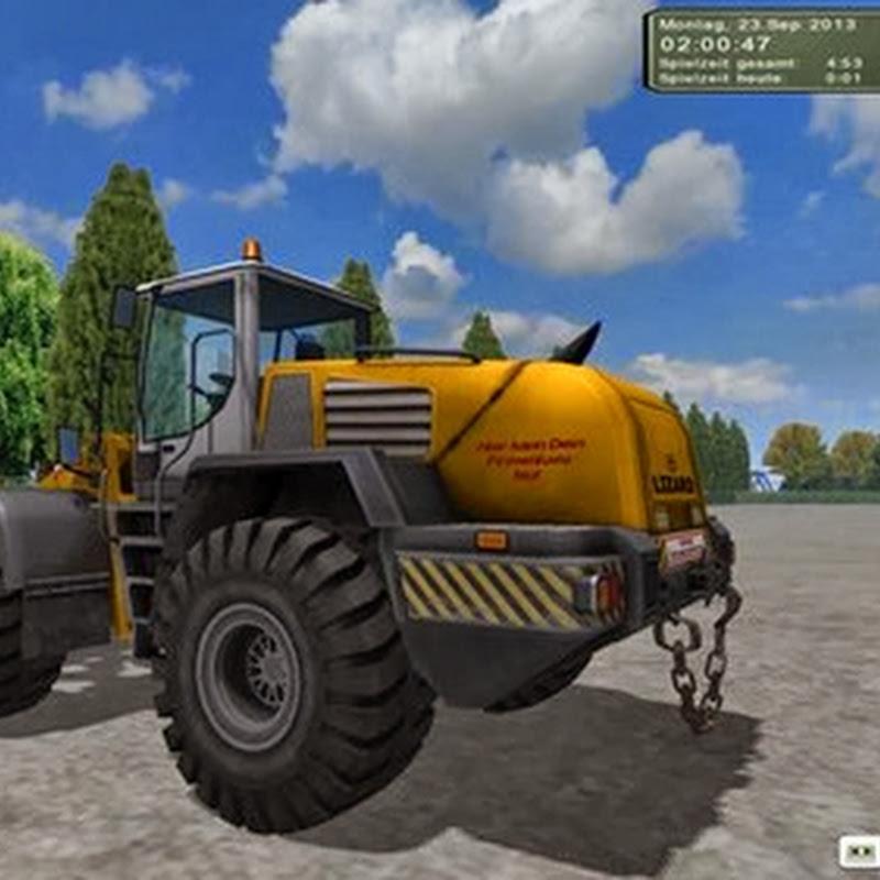 Farming simulator 2013 - LizardRadladerSE v 1.1