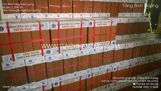 Gạch thẻ cotto 60x240 mm Viglacera Hạ Long