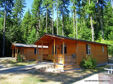 Cabins at Stub Stewart