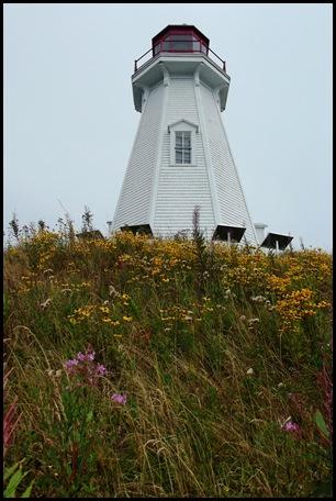 Mulholland Point Lighthouse & Eagle Hill Bog 104