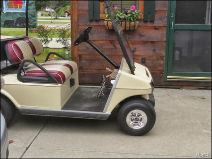 golf cart new rims