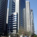 tokyo government building in Shinjuku, Tokyo, Japan
