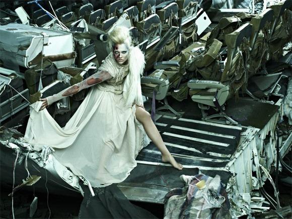 Lauren's zombie photo - I love her!