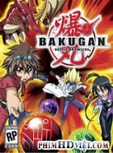 Chiến Binh Bakugan Phần 1