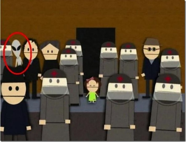 Alienigenas em South Park (22)