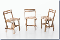 Three Chairs from One Pallet