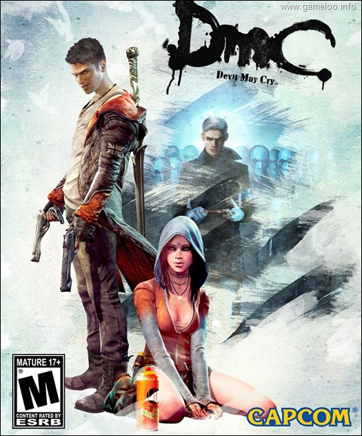 DmC Devil May Cry - RELOADED &amp; BLACKBOX REPACK