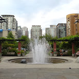a park in Vancouver in Vancouver, British Columbia, Canada