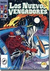 P00029 - Los Nuevos Vengadores #29