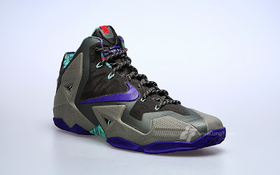 nike lebron 11 gr terracotta warrior 2 02 Upcoming Nike LeBron XI Terracotta Warrior in Full Detail