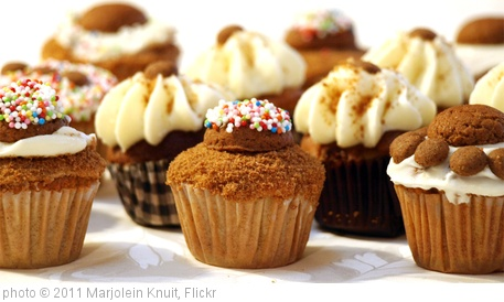 'Cupcakes for Sinterklaas' photo (c) 2011, Marjolein Knuit - license: http://creativecommons.org/licenses/by-sa/2.0/