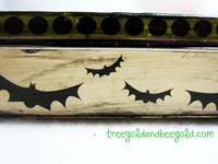 Altered Gothic Altoid Tin by Treegold and Beegold