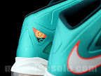 nike lebron 10 gr miami dolphins 1 07 Gallery: Nike LeBron X Miami Setting or Dolphins if you Like