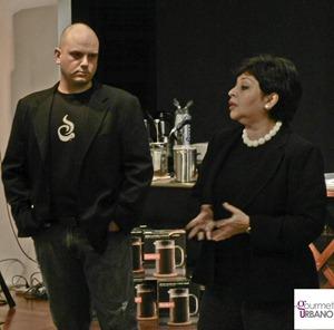 Ivanova Decán y Paramaconi Acosta