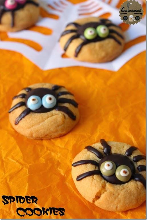 Spider Cookies 5