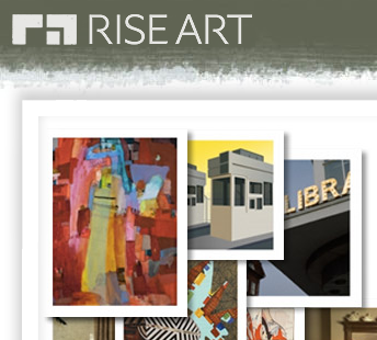 rise art art rentals