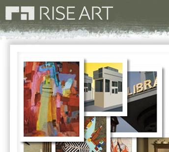 rise art art rentals