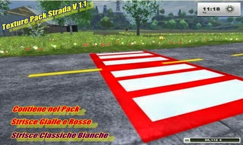 Texture-Pack-Strada-V 1.1-fs2013-mod