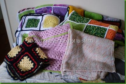 2012 AIM blankets