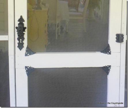 Screen Door Hardware
