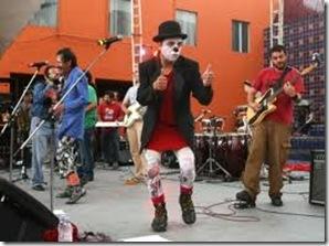 concierto que payasos en mexico df 2012