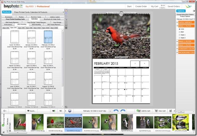 Bay Calendars