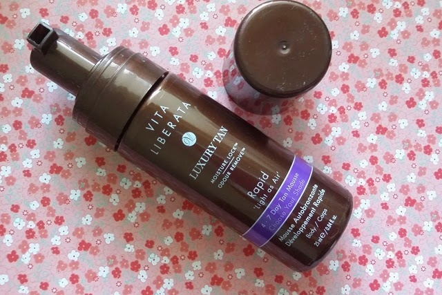 Vita Liberata | Luxury Tan 4-7 Day Tan Mousse