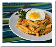 PENNE PASTA WITH VEGETABLES
