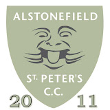 Alstonefield Cricket 2011