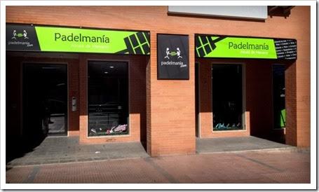 Padelmanía abre en Alcalá de Henares (Madrid) nueva tienda y ya van 25 establecimientos.