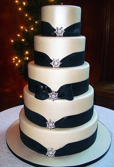 Bolos de Casamento - Inspirações (10)