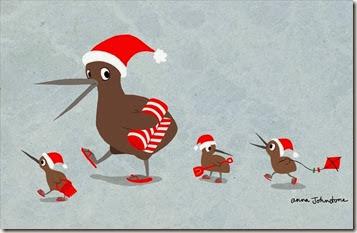 Christmas Kiwis