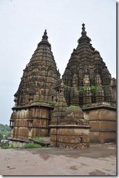 orchha 056 shikhara temple Chaturbhuj