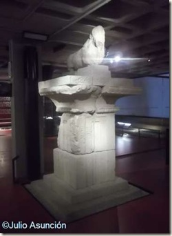 MAHE - Monumento funerario turriforme de Monforte del Cid