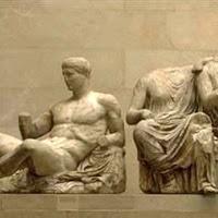 16.- Fidias. Frontón del Partenón