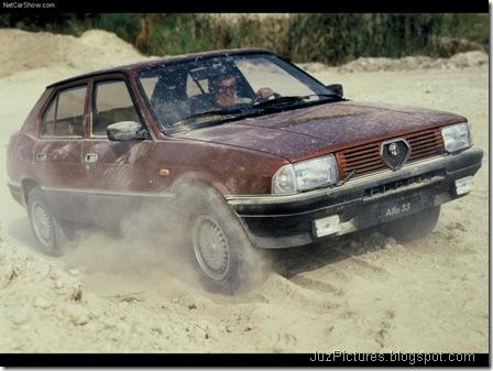 Alfa Romeo 33 1.5 4x4 1